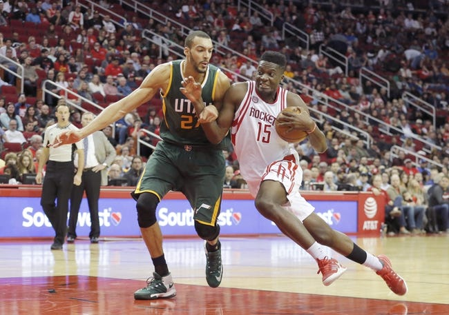 Houston Rockets at Utah Jazz - 11/29/16 NBA Pick, Odds, and Prediction