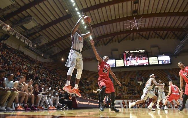 Virginia Tech vs. Texas A&M - 11/25/16 College Basketball Pick, Odds, and Prediction