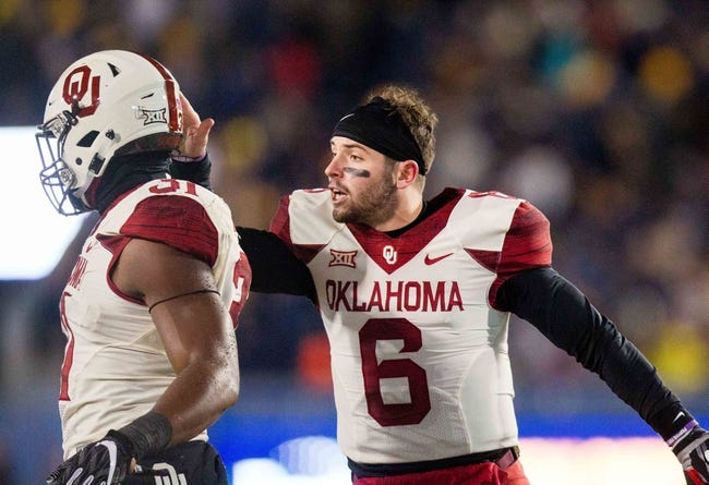 Oklahoma vs. Oklahoma State - 12/3/16 College Football Pick, Odds, and Prediction