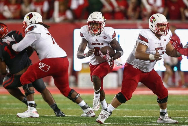 Louisville Cardinals vs. Kentucky Wildcats - 11/26/16 College Football Pick, Odds, and Prediction