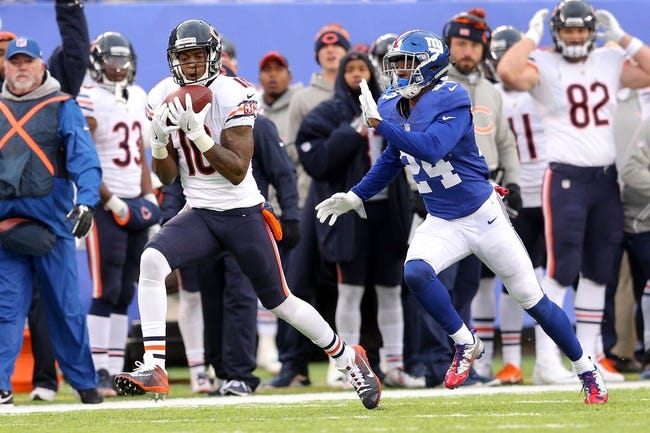 Chicago Bears vs. Tennessee Titans - 11/27/16 NFL Pick, Odds, and Prediction