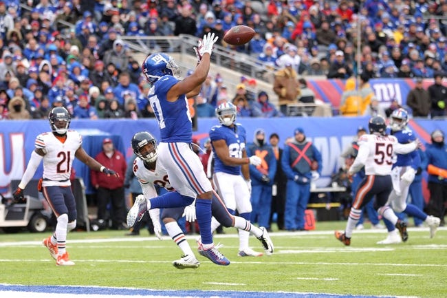 New York Giants at Cleveland Browns - 11/27/16 NFL Pick, Odds, and Prediction