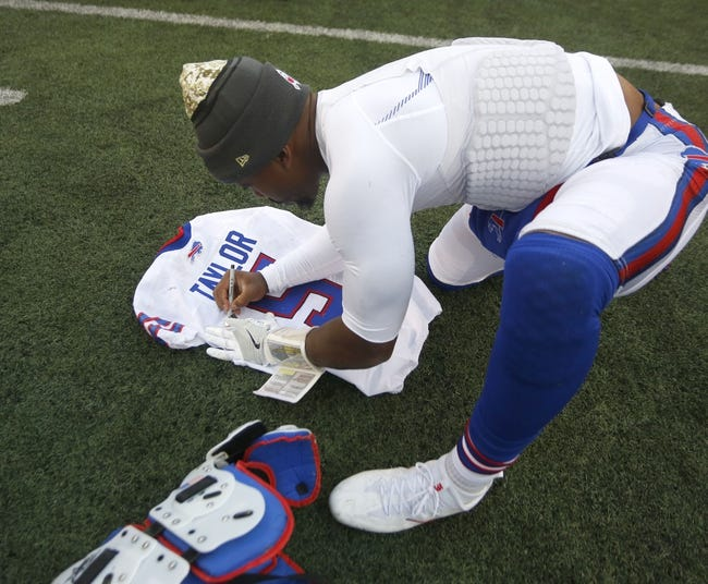 Buffalo Bills vs. Jacksonville Jaguars - 11/27/16 NFL Pick, Odds, and Prediction