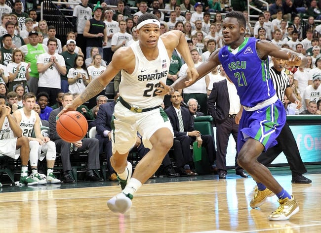 Michigan State vs. Baylor - 11/24/16 College Basketball Pick, Odds, and Prediction