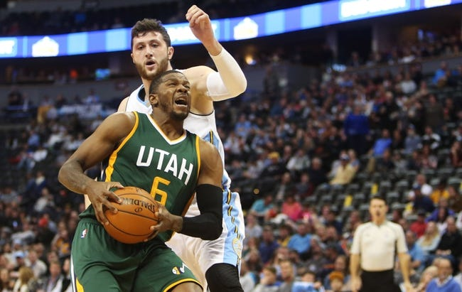 Utah Jazz vs. Denver Nuggets - 11/23/16 NBA Pick, Odds, and Prediction