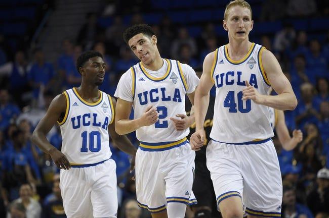 UCLA vs. Nebraska - 11/26/16 College Basketball Pick, Odds, and Prediction