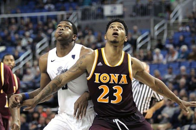Iona Gaels vs. Drake Bulldogs - 11/24/16 College Basketball Pick, Odds, and Prediction