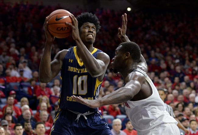 Montana State vs. Northern Colorado - 1/4/18 College Basketball Pick, Odds, and Prediction