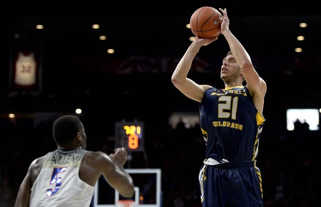 UC Davis vs. Northern Colorado - 11/29/17 College Basketball Pick, Odds, and Prediction