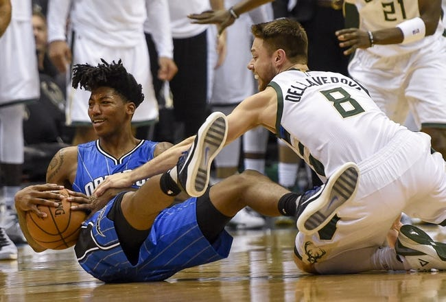 Orlando Magic vs. Milwaukee Bucks - 11/27/16 NBA Pick, Odds, and Prediction