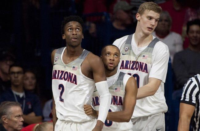 Arizona vs. Texas Southern - 11/30/16 College Basketball Pick, Odds, and Prediction