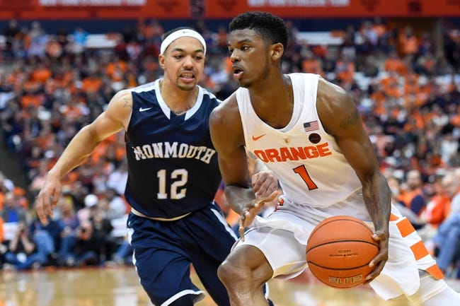 Quinnipiac Bobcats vs. Monmouth Hawks - 12/1/16 College Basketball Pick, Odds, and Prediction