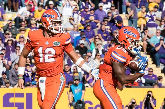 Iowa vs. Florida: Outback Bowl - 1/2/17 College Football Pick, Odds, and Prediction