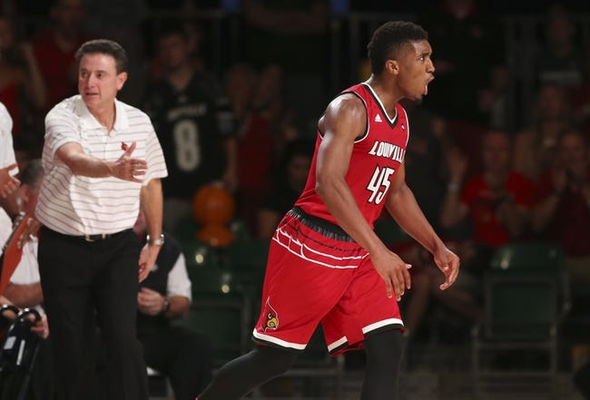Louisville Cardinals vs. Wichita State Shockers - 11/24/16 College Basketball Pick, Odds, and Prediction