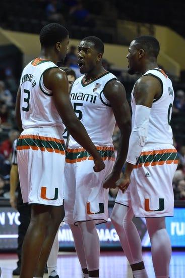Miami vs. Iowa State - 11/25/16 College Basketball Pick, Odds, and Prediction