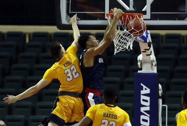 Gonzaga vs. Iowa State - 11/27/16 College Basketball Pick, Odds, and Prediction