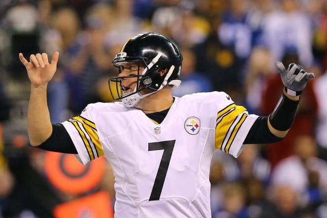 Pittsburgh Steelers vs. New York Giants - 12/4/16 NFL Pick, Odds, and Prediction