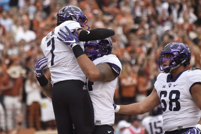TCU vs. Kansas State - 12/3/16 College Football Pick, Odds, and Prediction