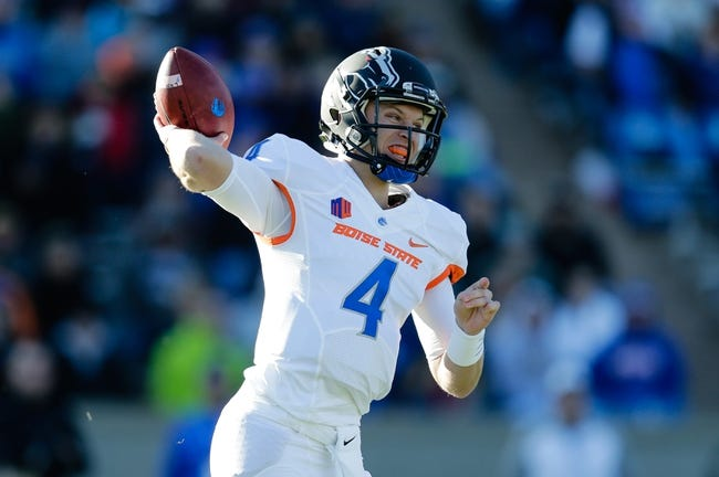 Cactus Bowl: Boise State vs. Baylor - 12/27/16 College Football Pick, Odds, and Prediction