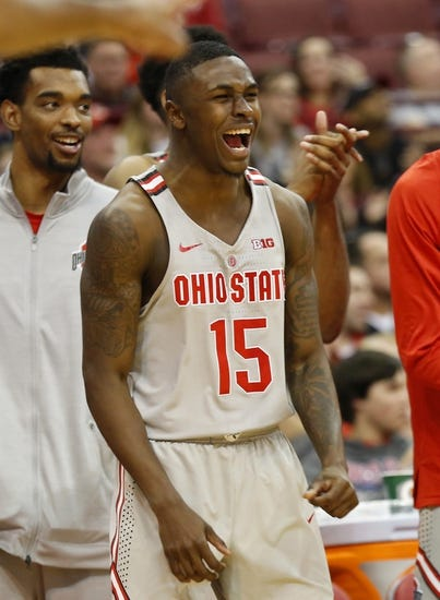 Virginia Cavaliers vs. Ohio State Buckeyes - 11/30/16 College Basketball Pick, Odds, and Prediction