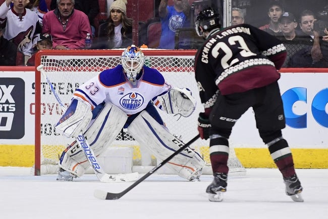 Edmonton Oilers vs. Arizona Coyotes - 11/27/16 NHL Pick, Odds, and Prediction