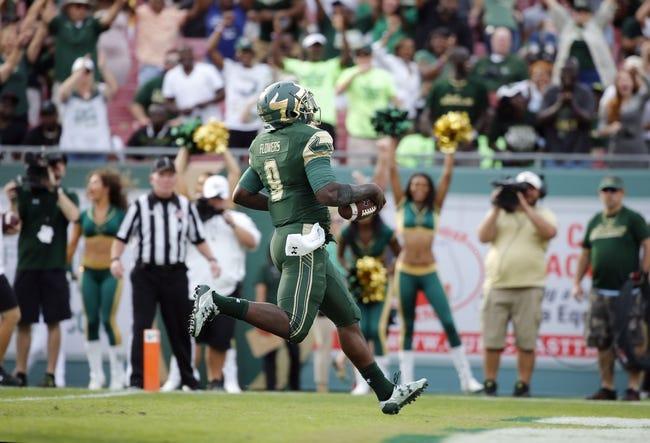 South Carolina vs. South Florida: Birmingham Bowl - 12/29/16 College Football Pick, Odds, and Prediction