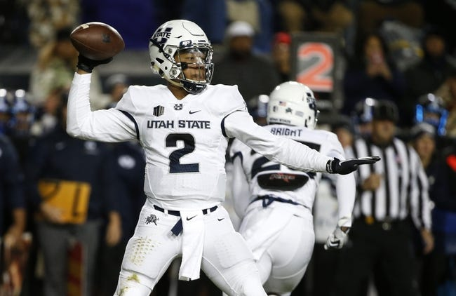 Utah State Aggies vs. Idaho State Bengals - 9/7/17 College Football Pick, Odds, and Prediction