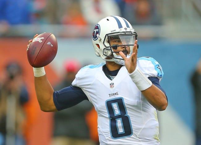Tennessee Titans vs. Denver Broncos - 12/11/16 NFL Pick, Odds, and Prediction