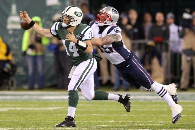 NFL | New York Jets (4-10) at New England Patriots (12-2)