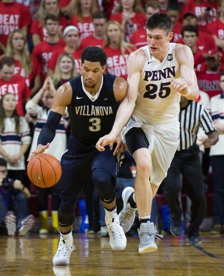 Villanova vs. Pennsylvania - 11/29/17 College Basketball Pick, Odds, and Prediction
