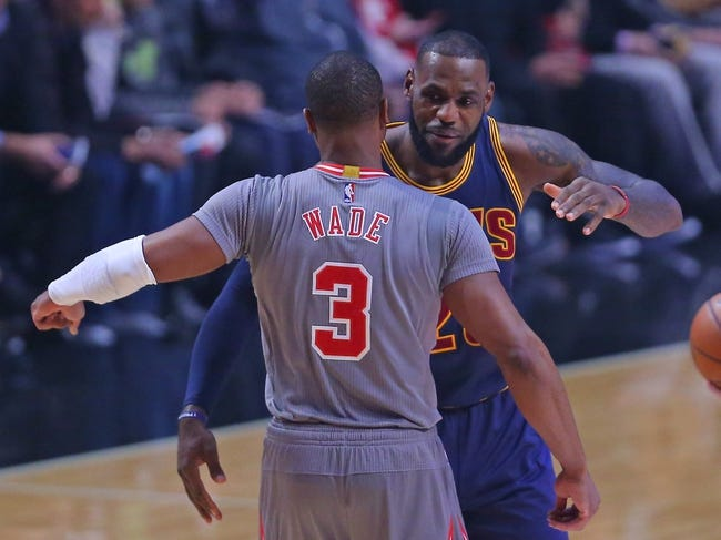 Atlanta Hawks vs. Cleveland Cavaliers - 10/4/17 NBA Pick, Odds, and Prediction