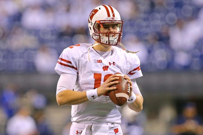 Wisconsin vs. Utah State - 9/1/17 College Football Pick, Odds, and Prediction