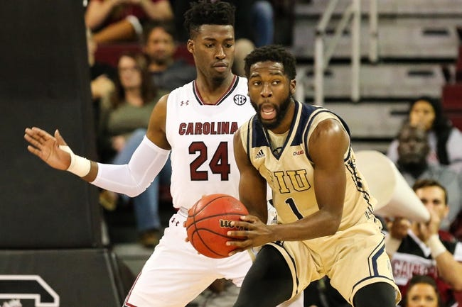 FIU vs. South Carolina - 11/27/17 College Basketball Pick, Odds, and Prediction