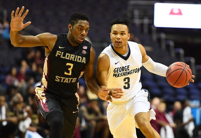 Florida State vs. George Washington - 11/14/17 College Basketball Pick, Odds, and Prediction