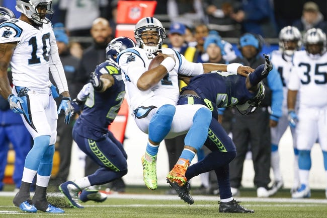 NFL | San Diego Chargers (5-7) at Carolina Panthers (4-8)