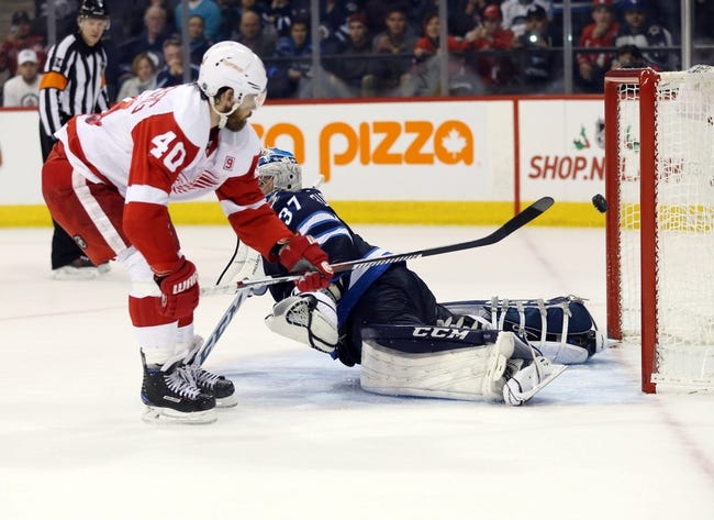 Detroit Red Wings vs. Winnipeg Jets - 12/5/17 NHL Pick, Odds, and Prediction
