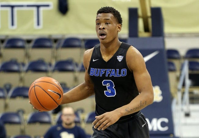 Buffalo vs. Canisius - 11/11/17 College Basketball Pick, Odds, and Prediction