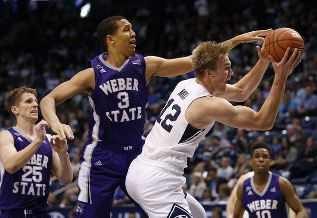 NCAA BB | BYU Cougars (5-3) at Weber State Wildcats (4-2)