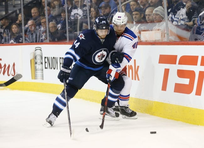 NHL | New York Rangers (26-24-5) at Winnipeg Jets (32-14-9)