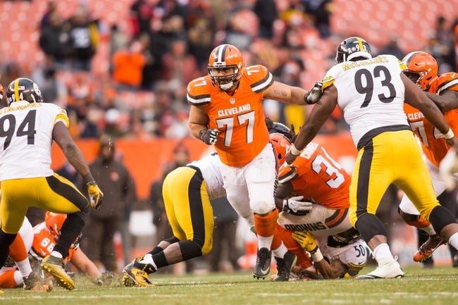 NFL | Cleveland Browns (1-14) at Pittsburgh Steelers (10-5)