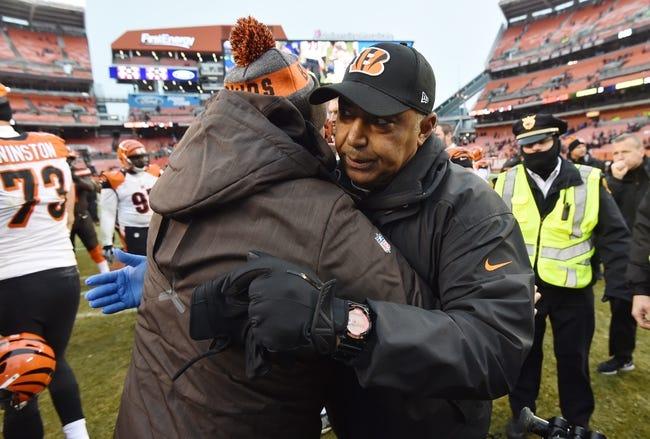 Cleveland Browns vs. Cincinnati Bengals - 10/1/17 NFL Pick, Odds, and Prediction