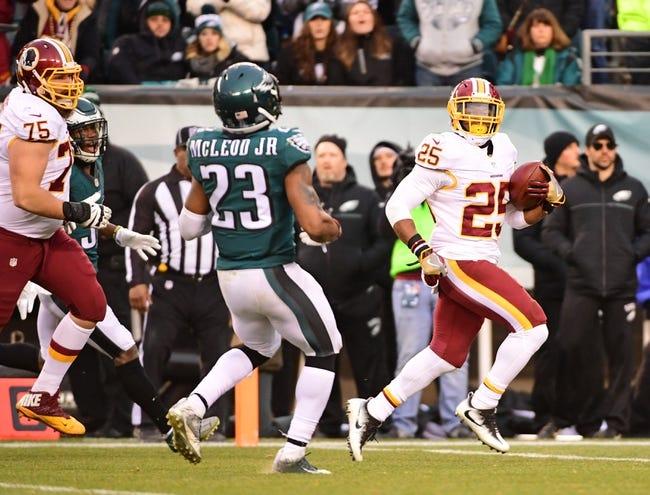 Carolina Panthers at Washington Redskins - 12/19/16 NFL Pick, Odds, and Prediction