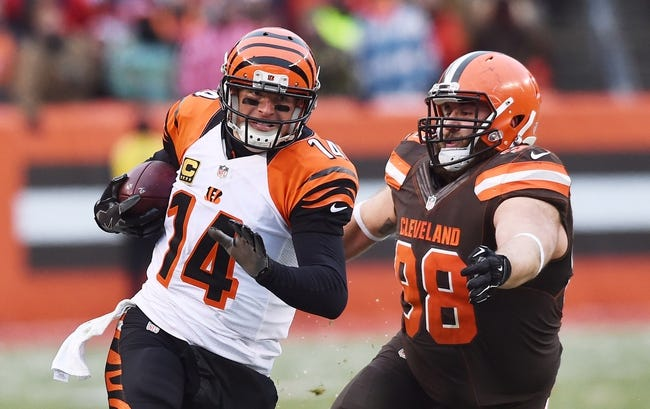 Cincinnati Bengals at Cleveland Browns - 10/1/17 NFL Pick, Odds, and Prediction