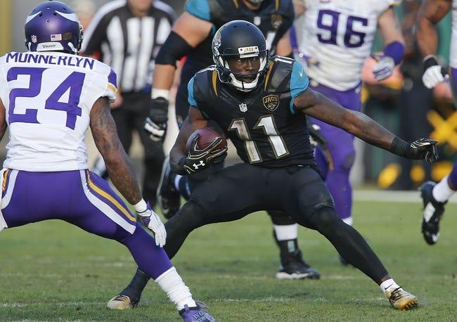 Jacksonville Jaguars at Minnesota Vikings - 8/18/18 NFL Pick, Odds, and Prediction