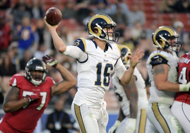 Los Angeles Rams vs. Atlanta Falcons - 1/6/18 NFL Pick, Odds, and Prediction