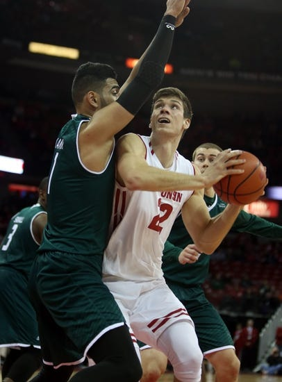 Wisconsin-Green Bay vs. Eastern Illinois - 12/6/17 College Basketball Pick, Odds, and Prediction