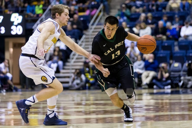 Cal Poly vs. Pepperdine - 12/2/17 College Basketball Pick, Odds, and Prediction