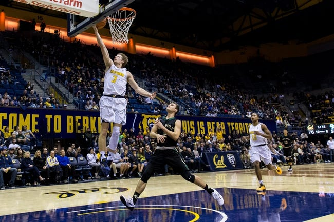 California Golden vs. Cal Poly - 11/12/17 College Basketball Pick, Odds, and Prediction