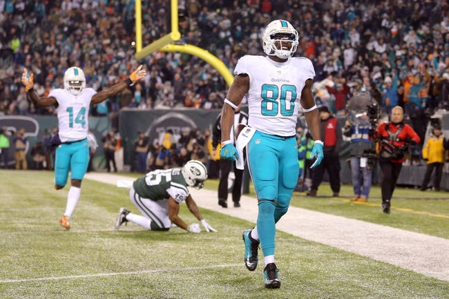 Miami Dolphins at New York Jets - 9/24/17 NFL Pick, Odds, and Prediction