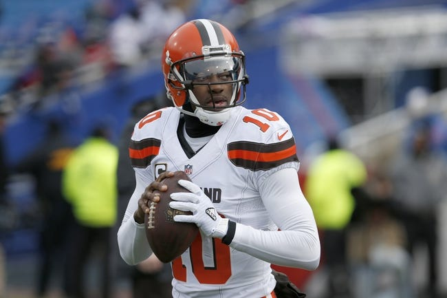 NFL | San Diego Chargers (5-9) at Cleveland Browns (0-14)
